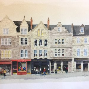 Maggie Dickson's Edinburgh