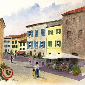 Chianti Classico wc pastel fr 12x11 200