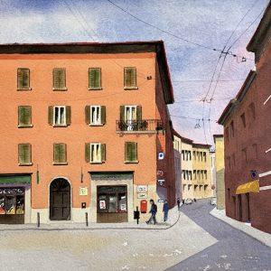 Bologna Corner store 16x11 300 copy